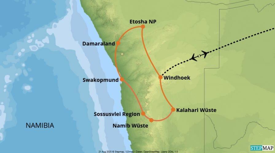 Vögele Namibia