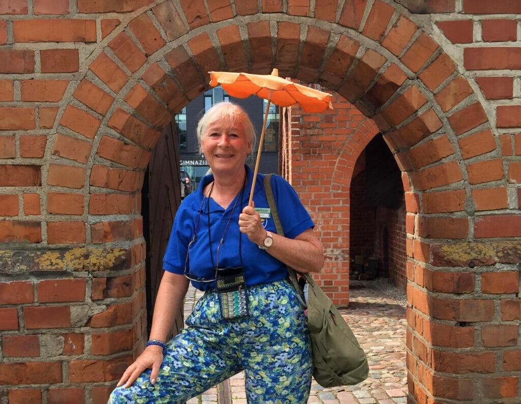 Schweizer Reiseleiterin Rita Eppenberger