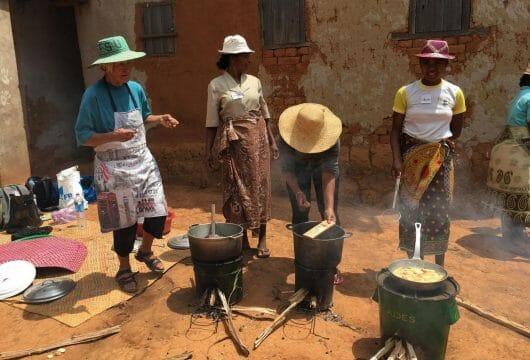 ADES Kochkurs Madagaskar