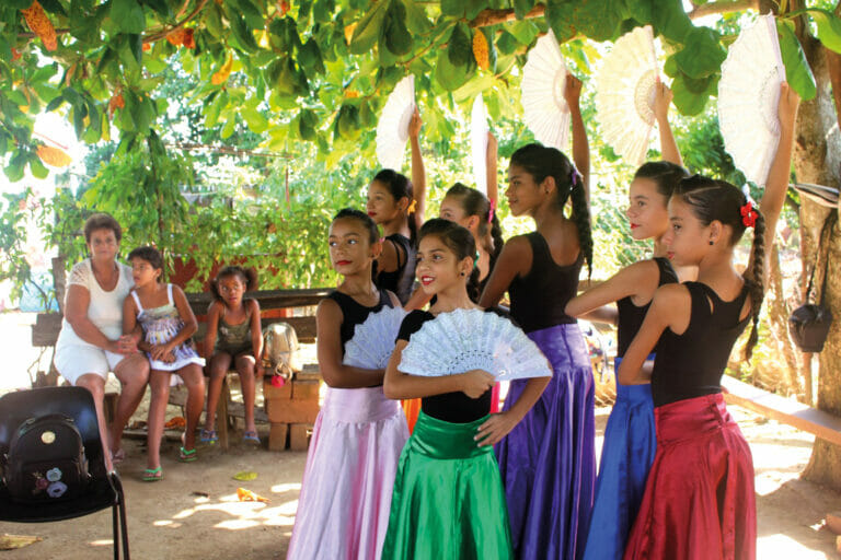 Kuba: Kinderhilfsorganisation «Camaquito»