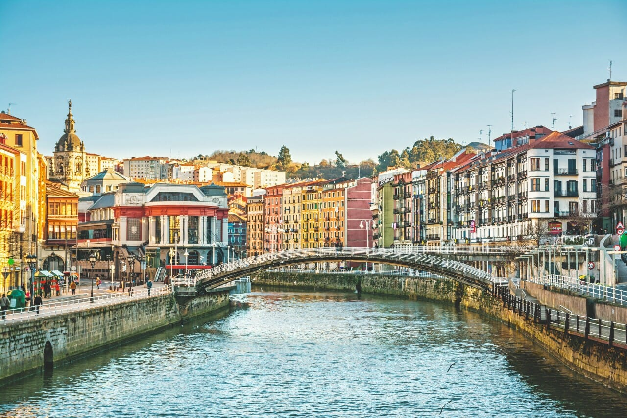 Guggenheim Museum Bilbao Spanien