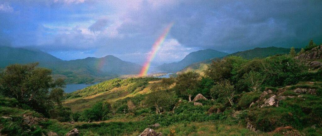 Regenbogen Kerry Irland