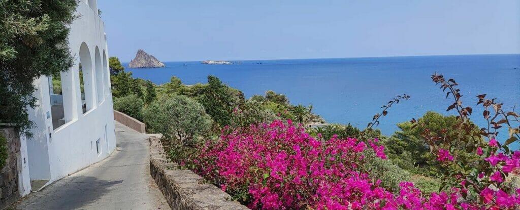 Liparische Inseln Panaera